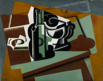 Still Life. Cubist.