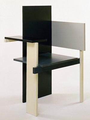 berlin chair gerrit rietveld maker gerard a van de groenekan mia. Black Bedroom Furniture Sets. Home Design Ideas