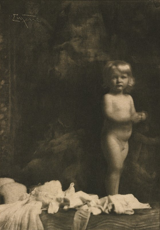 Nude--A Child, 20th century