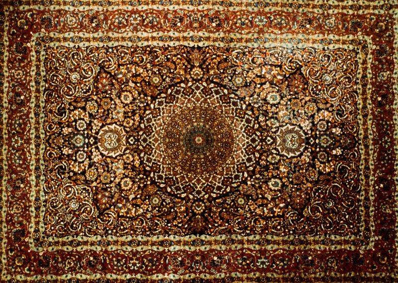 Khorasan Rug, Tabriz style