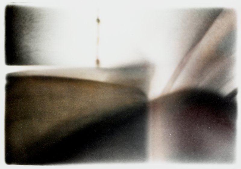 layered images, silenium toned