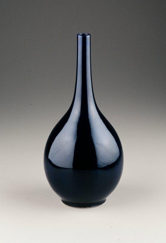 dark blue glaze; Christie's Lot 370 2/22/96