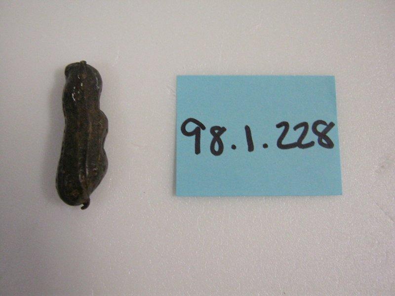 brass peanut shell