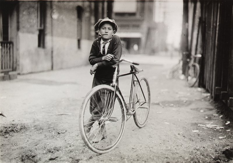 messenger boy, Waco, Texas