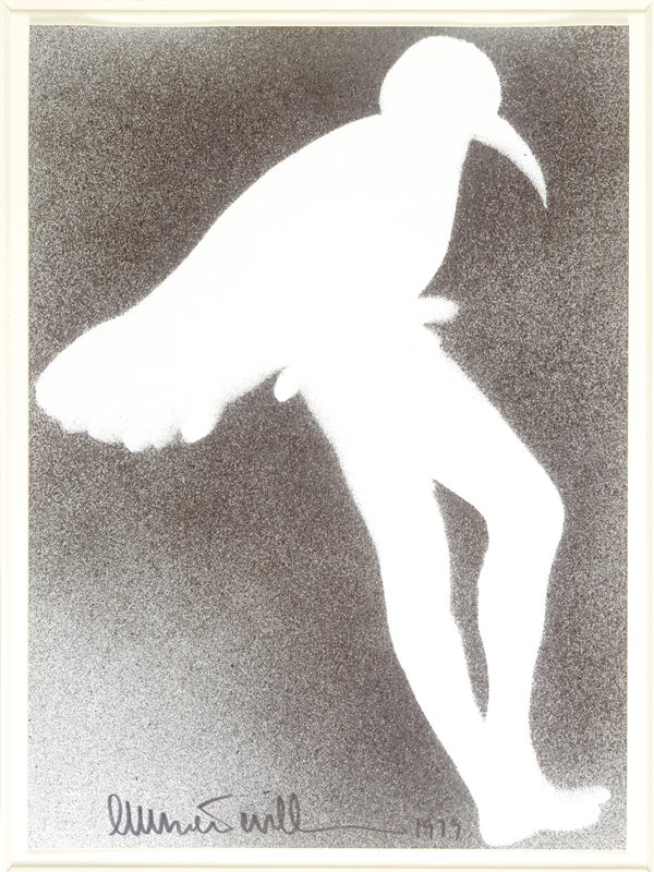 included loose in book The Boy and the Bird, published in 1979 (see B.80.23)